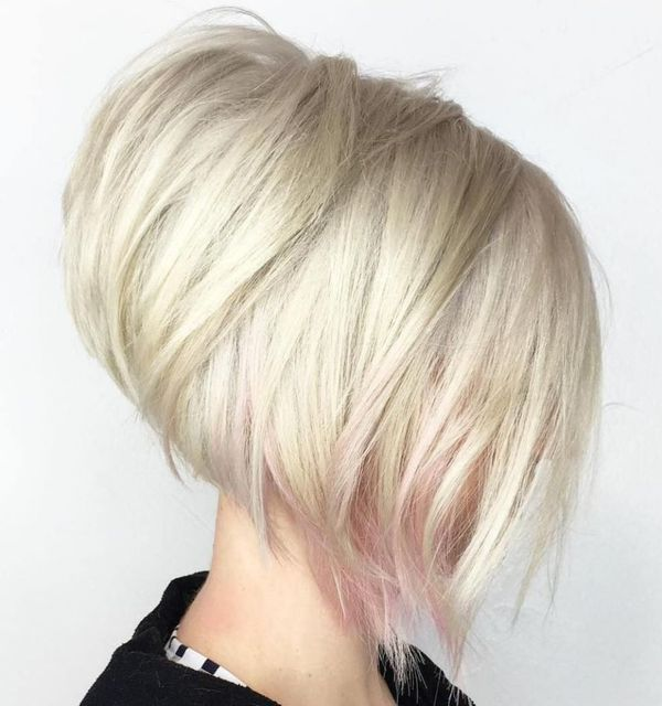 Cute Short Stacked Haircuts 3