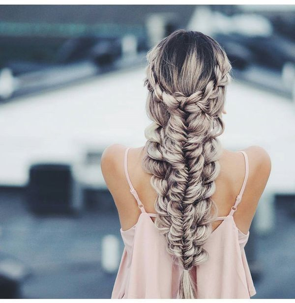 One Braid Hairstyles to Give a Try to 1
