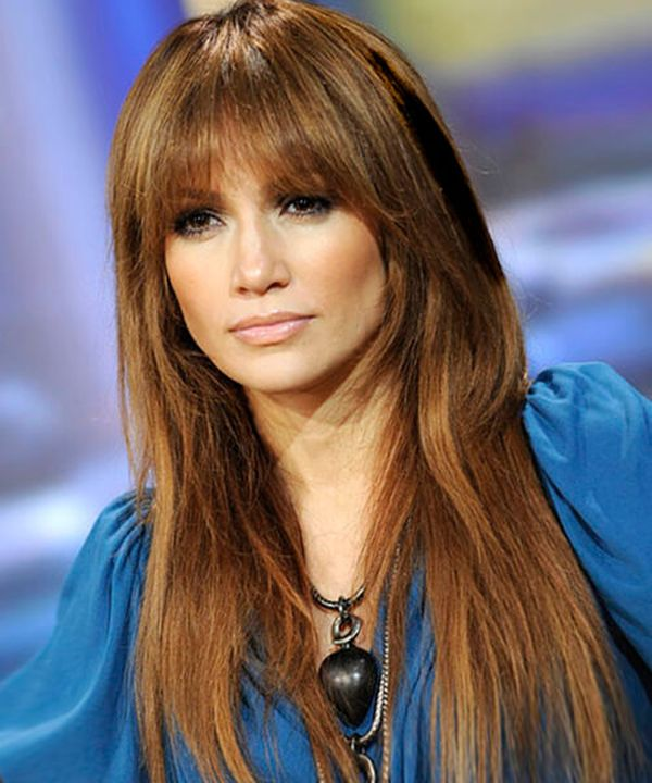 Long Layered Haircuts With Bangs Long Layered Hair In 2019