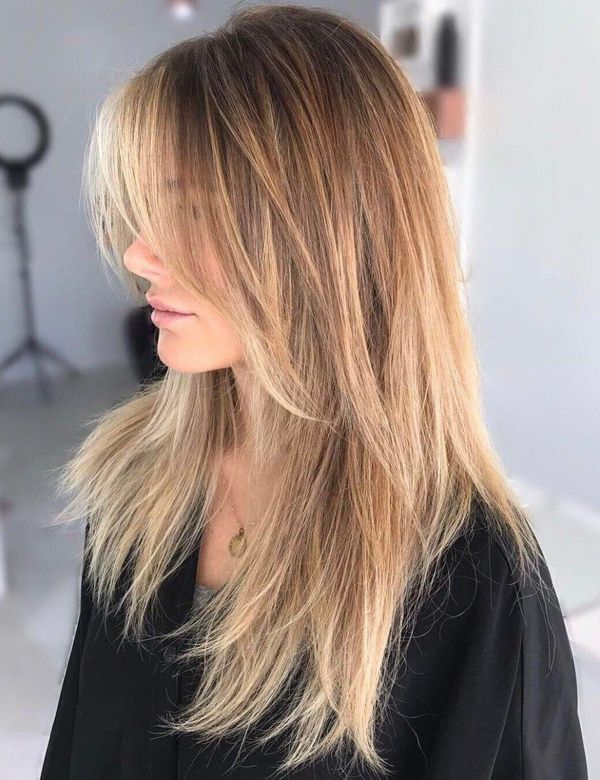 Ideas of long shag haircut 4