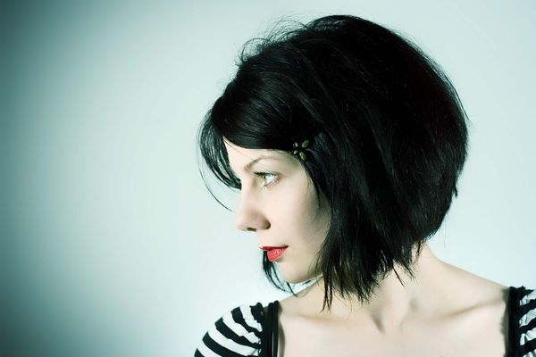 Stacked Bob with Bangs 3
