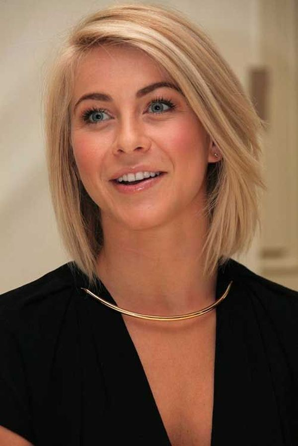 Julianne Hough Hairstyles Opt a Dope Look