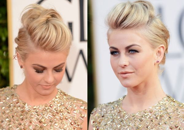 Short Pinned Up Hairstyles 3