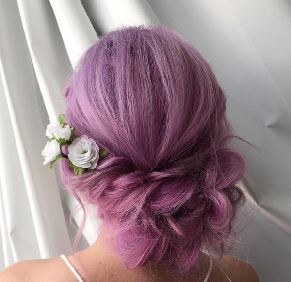 Beautiful Updos For Long Wavy Hair For Weddings11