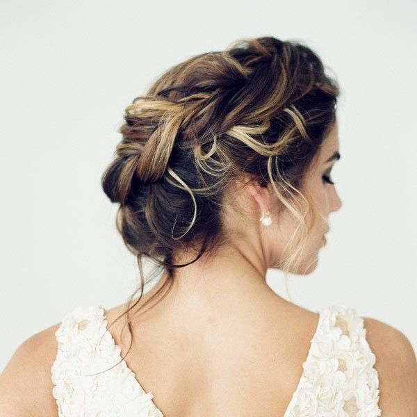 Bridesmaid And Wedding Guest Hairstyles For Long Hair12