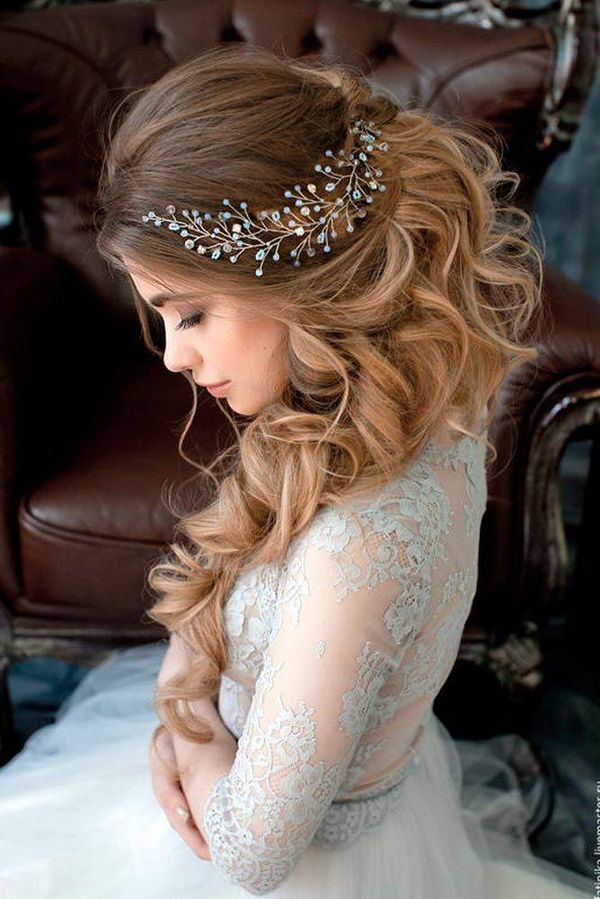 Wedding Hairstyles For Long Hair Bridal Updos For Long Hair August
