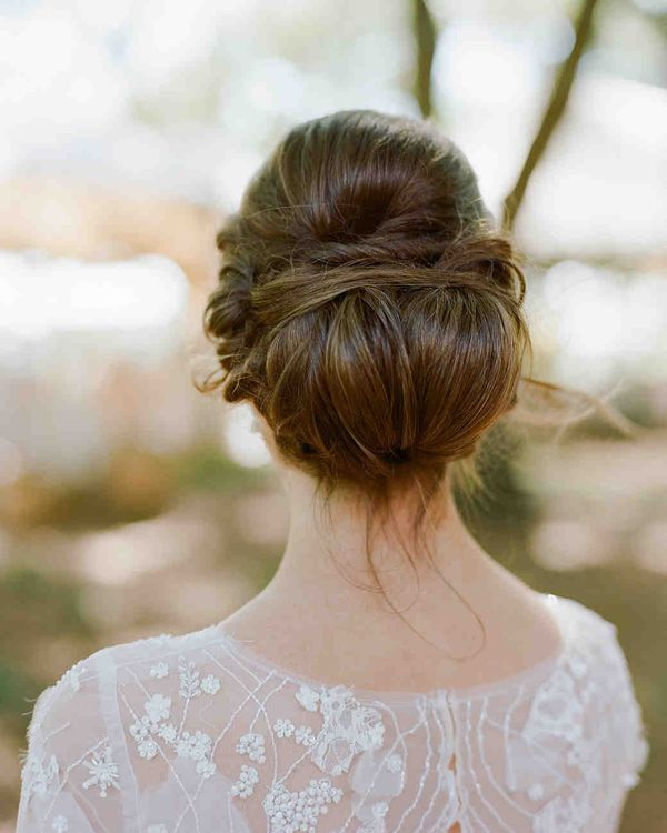 17 Gorgeous Wedding Updos For Brides In 2019: Wedding Hairstyles For Long Hair, Bridal Updos For Long