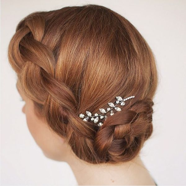 Quick And Easy Wedding Updos For Long Hair 1