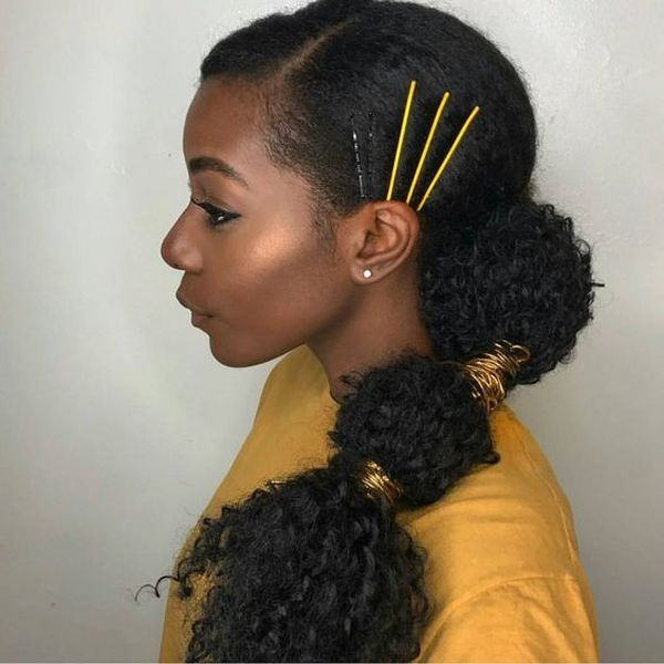 Best Natural Hairstyles For Long Hair November 2019