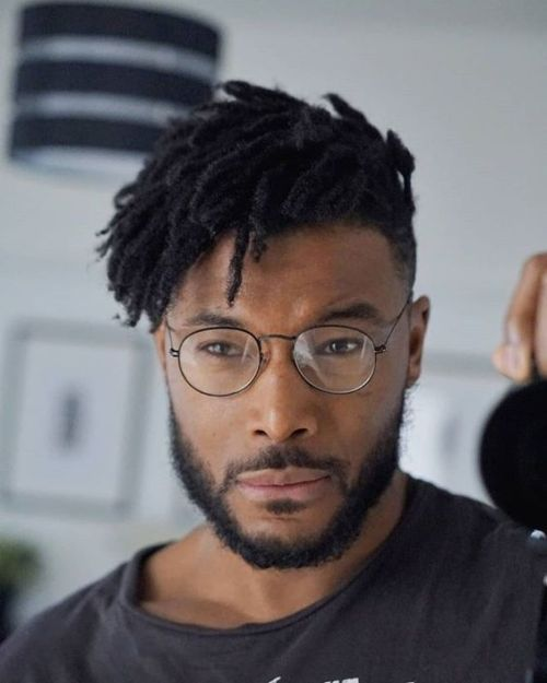 Short Dreads Styles For Men 3