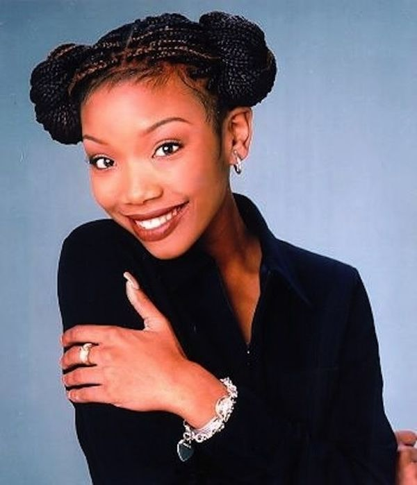 The Best 90s Hair Ideas for African American Women 2