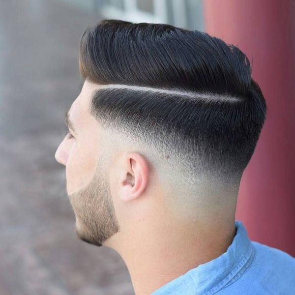 Medium Low Fade Hairstyles Youll Love 3