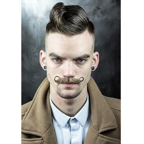 22 Hipster Haircuts For Guys Trending In October 2019