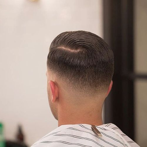 Common Men's Military Haircuts 2
