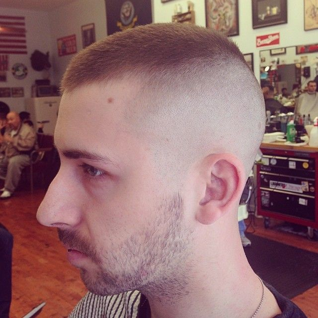 High and Tight Buzz Cut Ideas 2