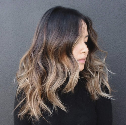 Ideas Of Dark Blonde Highlights In Brown Hair 2