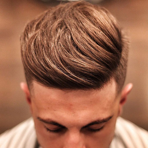 Awesome Side Quiff Haircuts 2