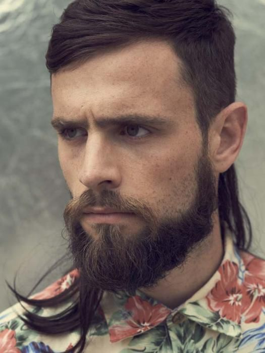 Hipster Mullet Haircut 2