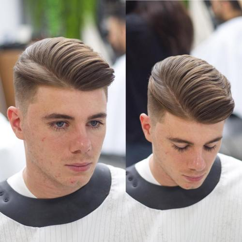 Awesome Side Quiff Haircuts 3