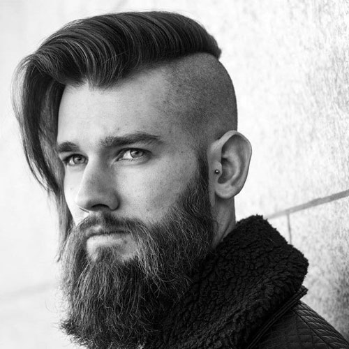 Stylish long haircuts for hipster guys 5