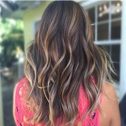 Best Brown Hair with Blonde Highlights Ideas (2019)