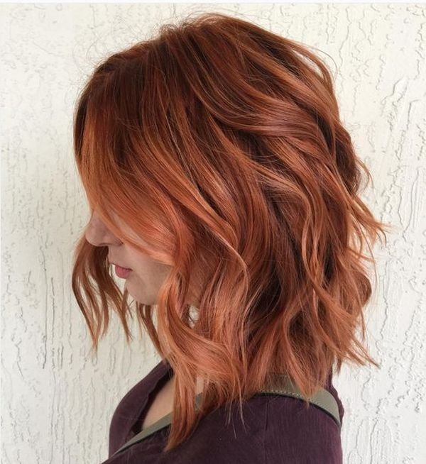Awesome Lob Haircut With Layers For Long Hair 7