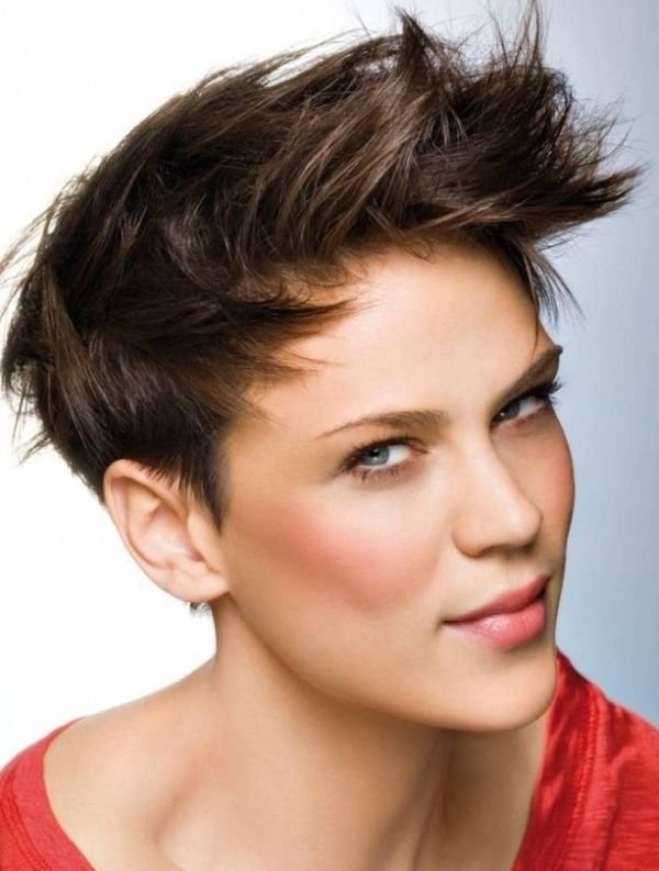 short spiky haircuts for fine hair spiky hairstyles for trending in may 2019 1862 | Awesome Short Spiky Hairstyles for Fine Hair 5