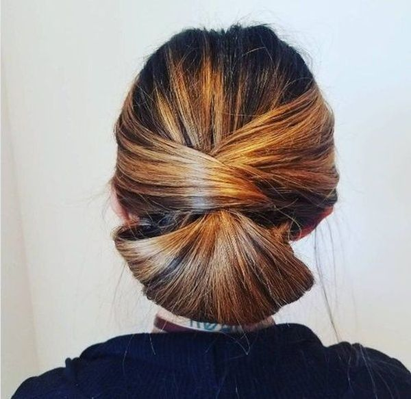 Beautiful Quick And Easy Updos For Medium Hair 4