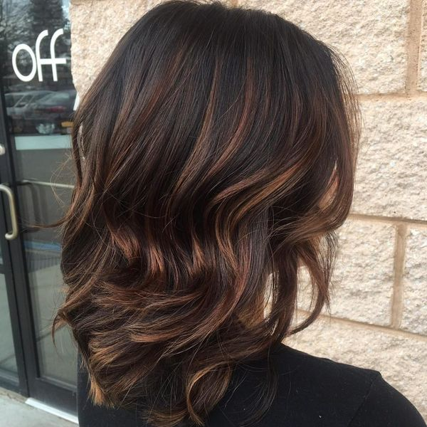 Brown Hair with Highlights: Looks and Ideas Trending in May 2019