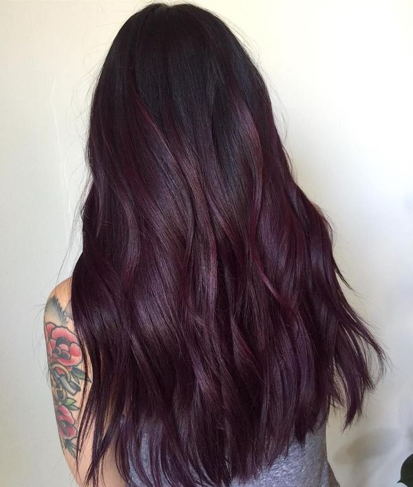 Burgundy Hair Color Ideas Best Hairstyles For Maroon Hair April 2019
