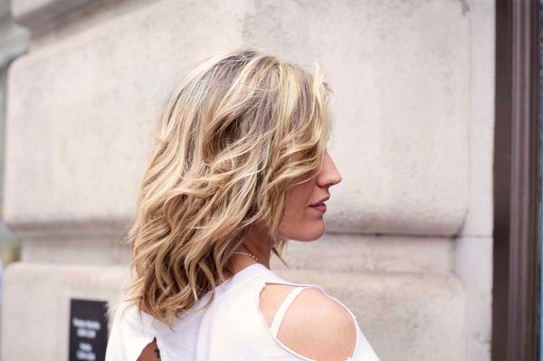 Cool Long Layered Bob Hairstyles For Wavy Hair 6