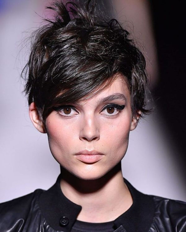 Eyecatching Hair Color Ideas for Short Hair 1