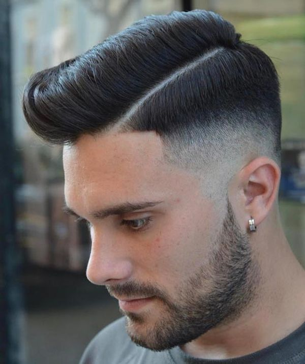 Hard part pompadour 4