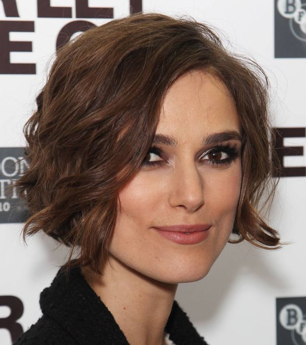 How to style short wavy hair 2