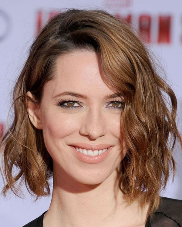 How to style short wavy hair 3