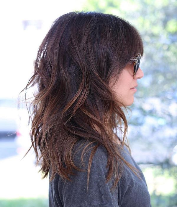 Ideas Of Long Layered Bob Haircuts For Thick Hair 2
