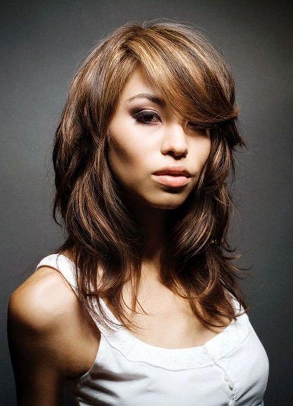70 Long Layered Bob Hairstyle Ideas February 2019