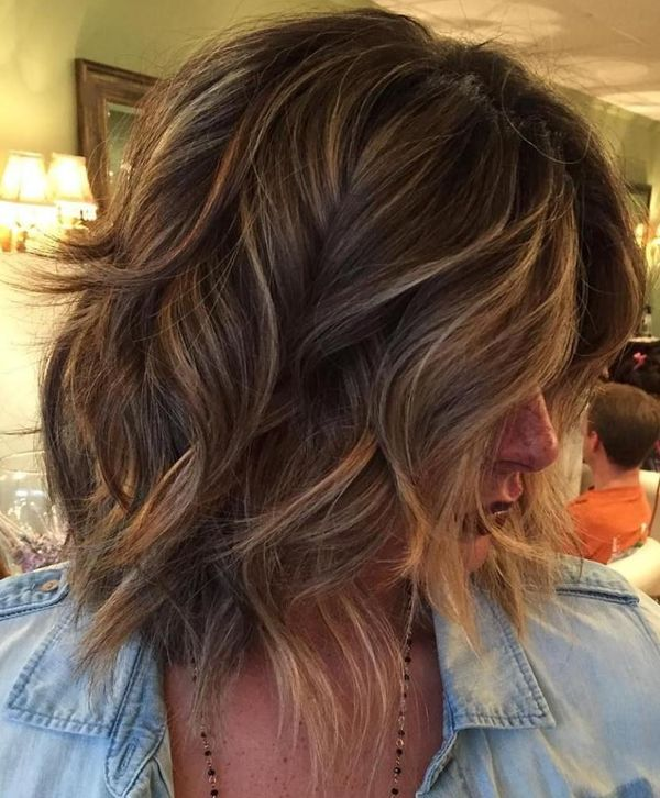 Ideas Of Long Layered Bob Haircuts For Thick Hair 6