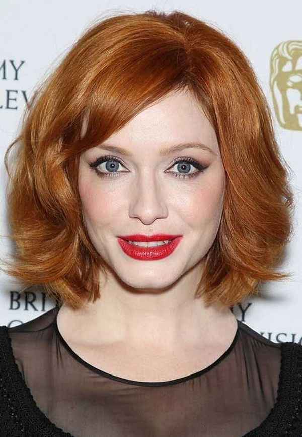 Inspiring Short Hair Ideas For Redheads 2