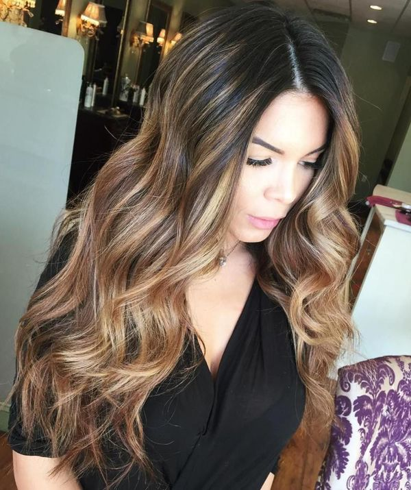 Brown Hair with Highlights: Looks and Ideas Trending in June 2019