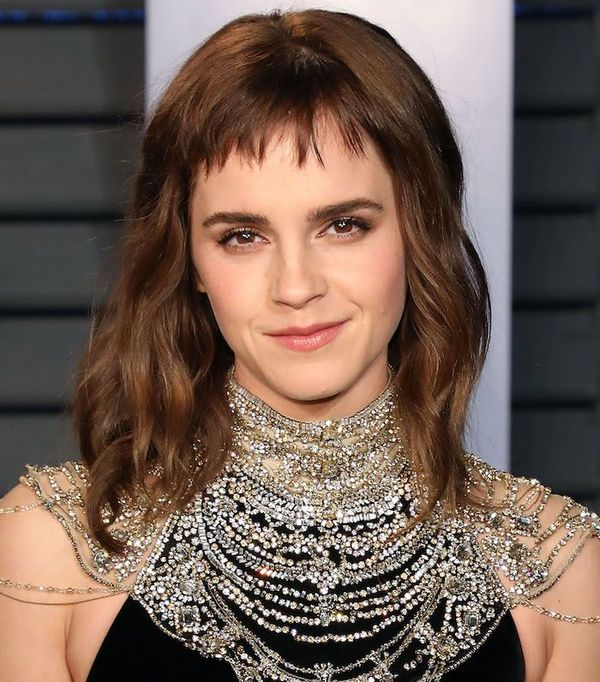 Medium Length Hairstyles with Bangs for Thin Hair 5