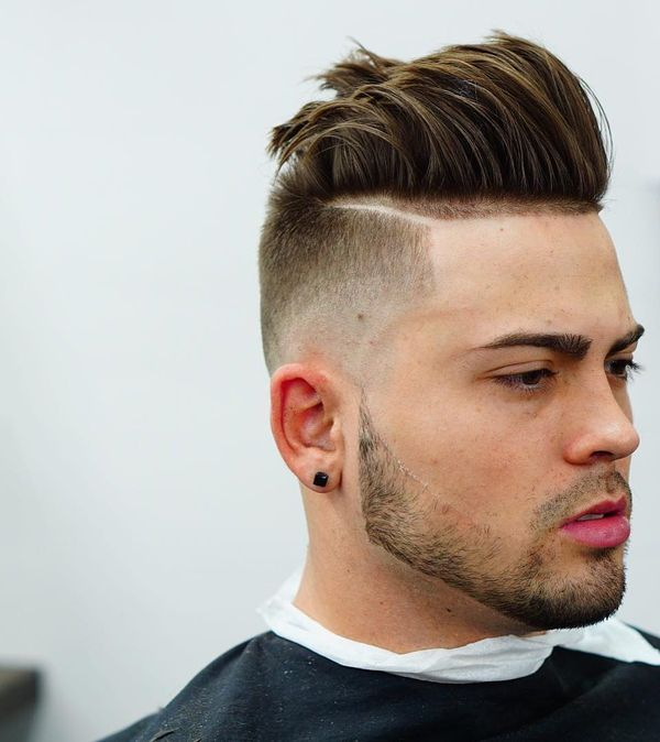 Modern Hairstyles For Guys To Get The Messy Hair Look 6