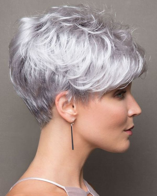 New Hair Coloring Ideas for Very Short Hair 1