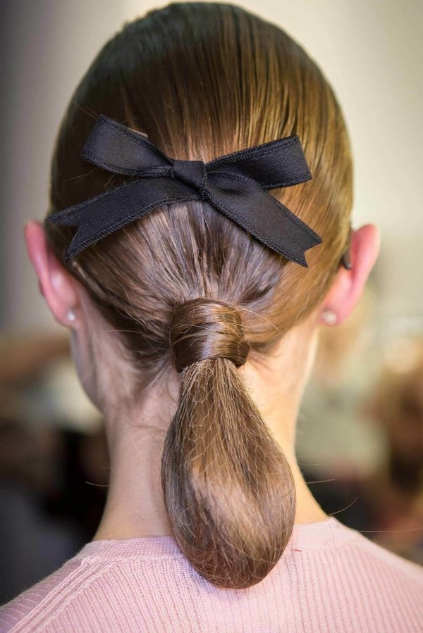 Semi Formal Upstyles For Medium Hair To Do Yourself 1