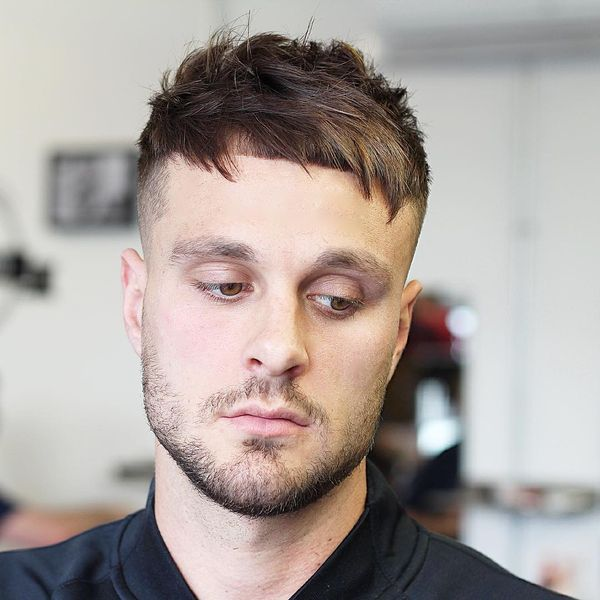 Sexy Short Messy Hairstyles For Men 4