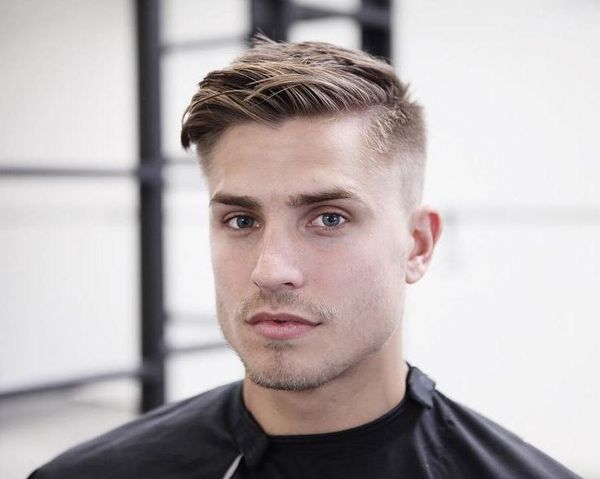 Sexy Short Messy Hairstyles For Men 5