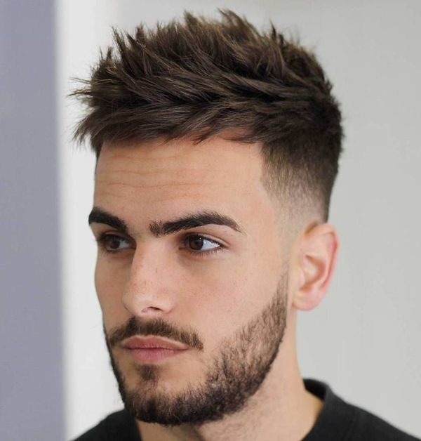 Sexy Short Messy Hairstyles For Men 6