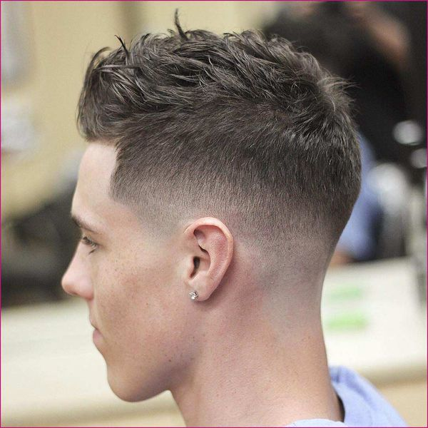 Sexy Short Messy Hairstyles For Men 7