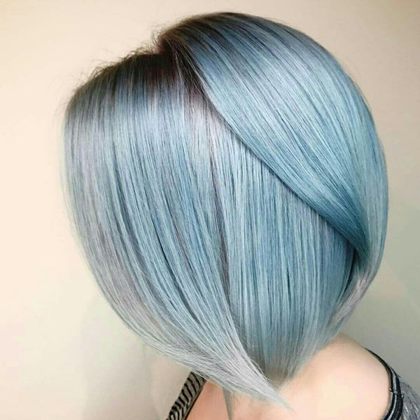 Stylish Short Colorful Hairstyles 2