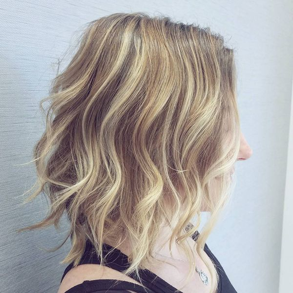 Stylish Shoulder Length Hairstyles for Fine Hair 4